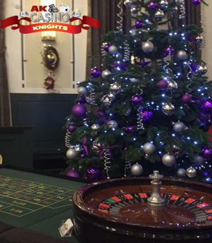 A K Casino Knights Christmas party