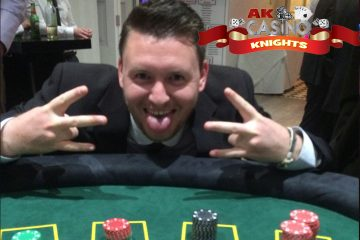 A K Casino Knights at Hayne Barn house in Kent