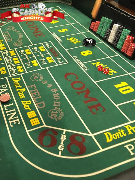 Fun Casino Hire A K Casino Knights Party Event Hire