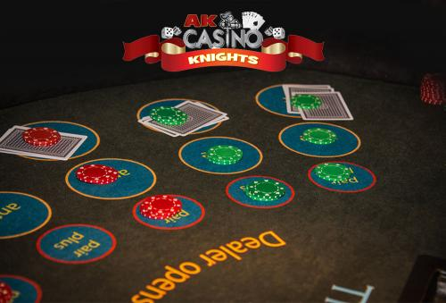 A K Casino Knights wedding blog