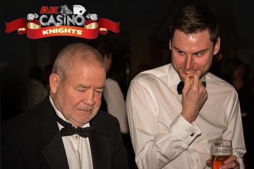 A K Casino Knights wedding blog 2