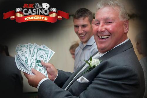 A K Casino Knights wedding blog 6