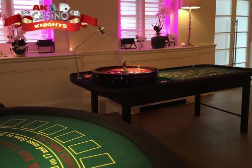 A K Casino Knights Casino hire tunbridge wells