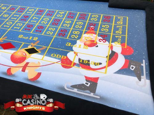 A K Casino Knights Christmas casino layouts Roulette kent casino hire