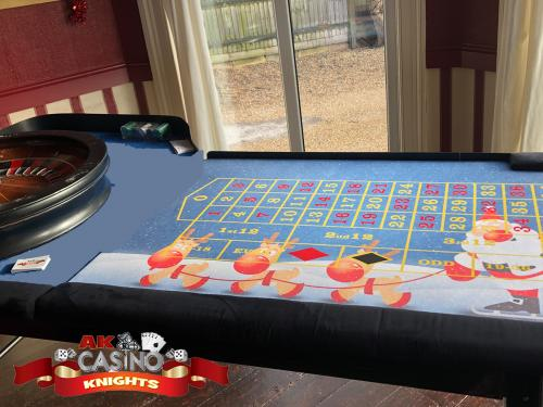 A K Casino Knights Christmas casino layouts Roulette kent casino hire 2