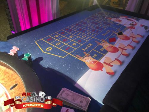 A K Casino Knights Christmas casino layouts Roulette kent casino hire Maidstone