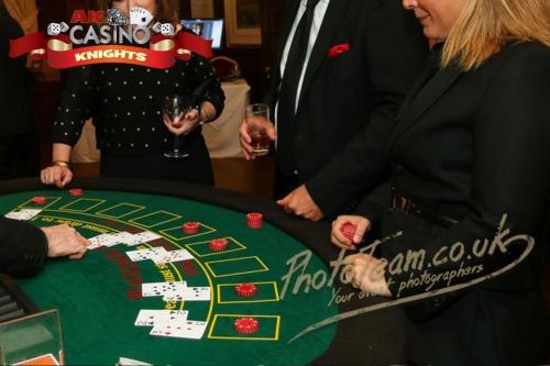 A K Casino Knights Kent law society blackjack