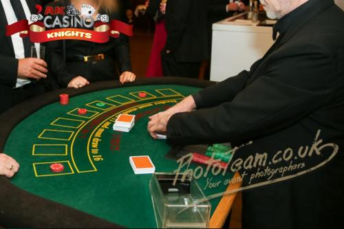 A K Casino Knights Kent law society blackjack play