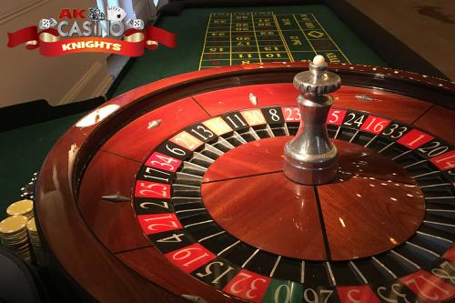 A K Casino Knights One Warwick Park, tunbridge wells, Kent casino hire