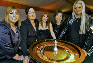 A K Casino Knights Roulette team