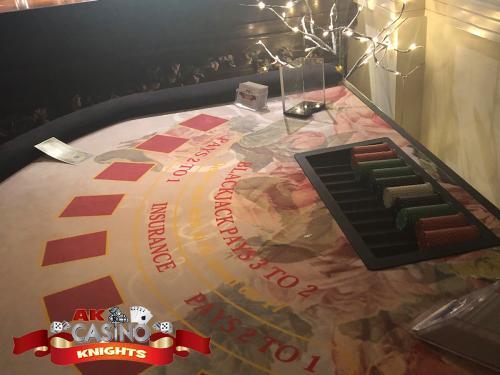 A K Casino Knights Vintage casino layouts Roulette casino hire Blackjack Oxford