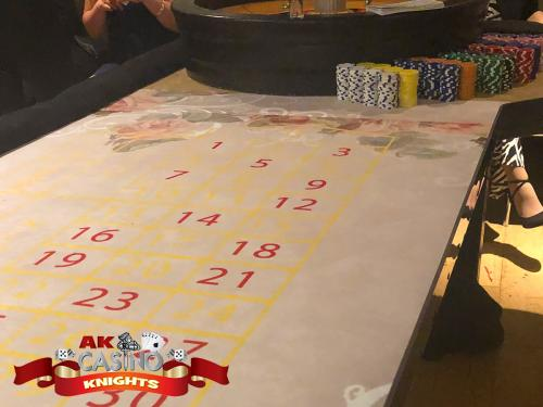 A K Casino Knights Vintage casino layouts Roulette kent casino hire