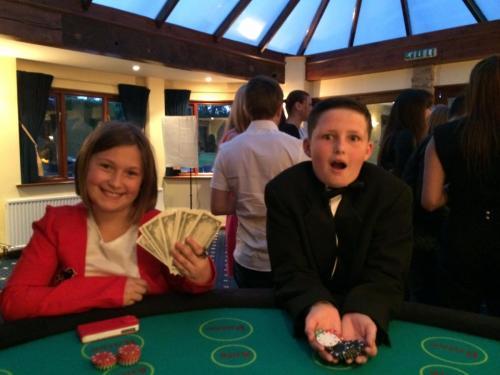A K Casino Knights amazing Kids